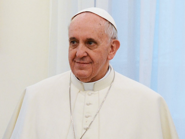 Pope Francis I. Credit: Casa Rosada via Wikimedia Commons.
