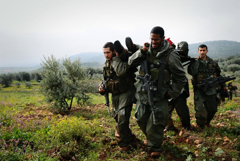 IDF troops. Credit: Israel Defense Forces.