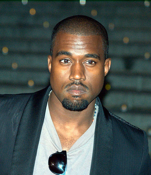 Kanye West. Credit: Wikimedia Commons.
