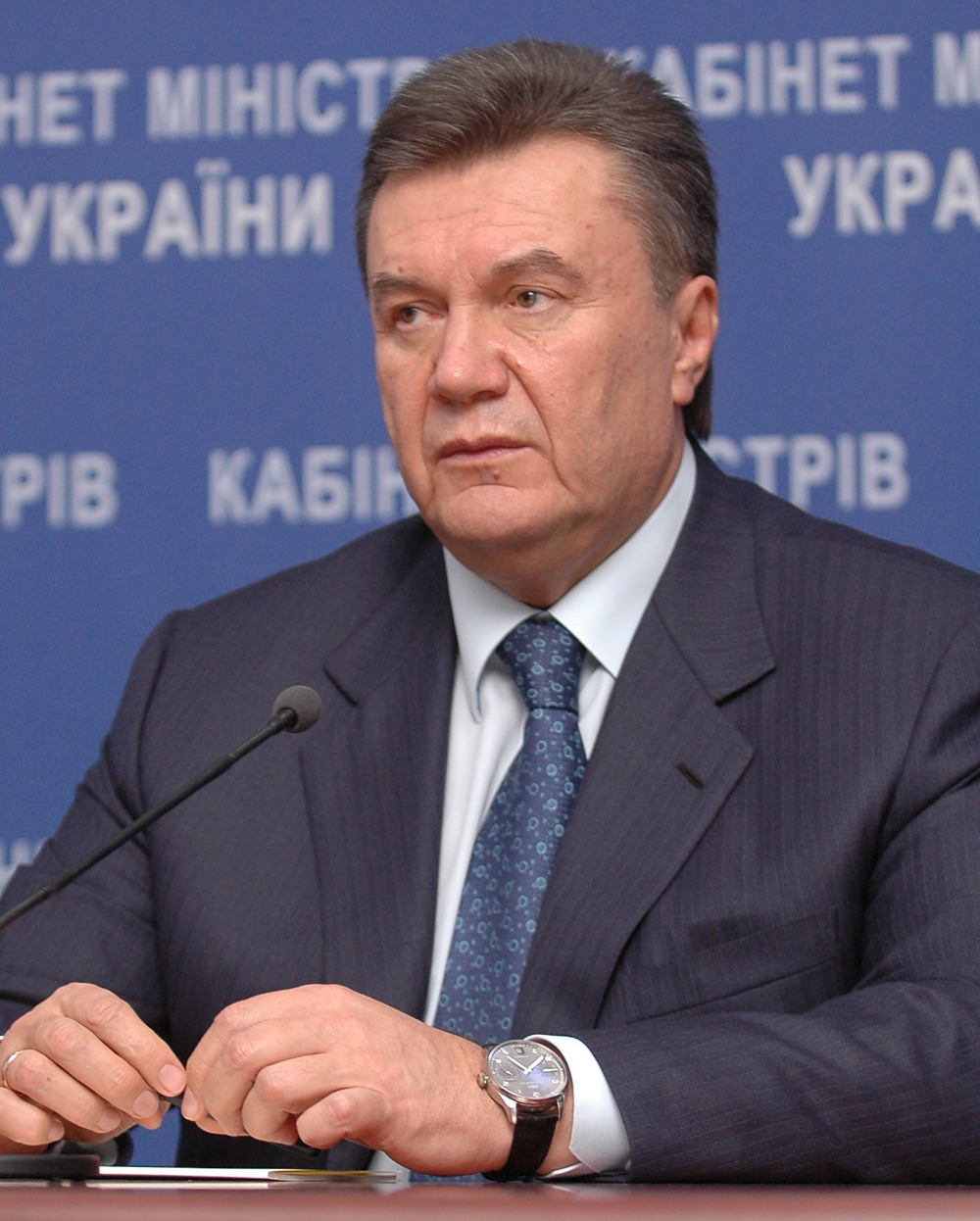 Click photo to download. Caption: Ukrainian President Viktor Yanukovych. Credit: Igor Kruglenko via Wikimedia Commons.