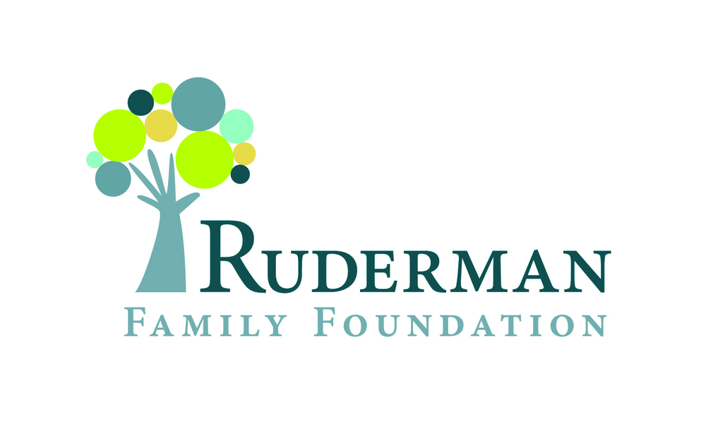 The logo of the Ruderman Family Foundation, which is teaming with two other groups to seek entrepreneurial solutions for people with disabilities. Credit: Ruderman Family Foundation.