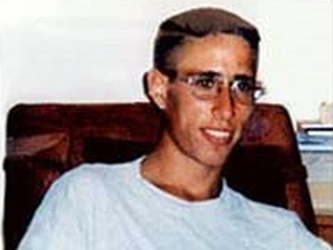 Israeli soldier Guy Hever, who has been missing in action since 1997. Credit: Wikimedia Commons.