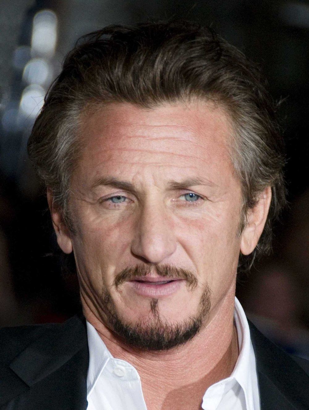Sean Penn. Credit: Wikimedia Commons.