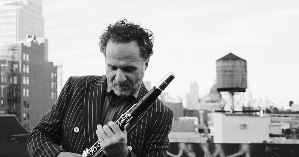 Click photo to download. Caption: Clarinetist David Krakauer. Credit: Courtesy David Krakauer.