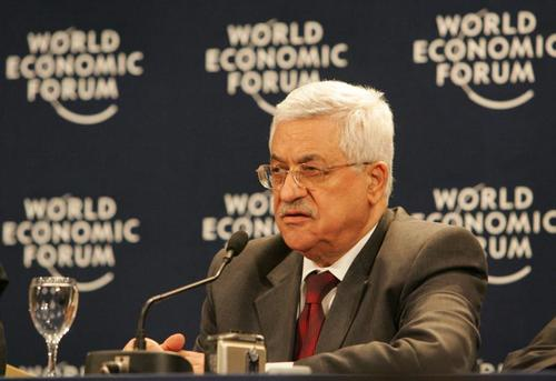 Palestinian Authority President Mahmoud Abbas, pictured, said he will not<br />recognize Israel as a Jewish state. Credit: World Economic Forum via<br />Wikimedia Commons.