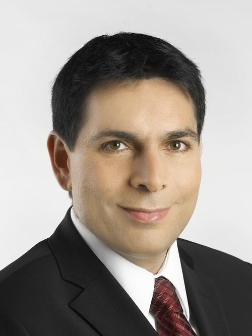 Click photo to download. Caption: Israeli Deputy Defense Minister Danny Danon. Credit: Darko via Wikimedia Commons.