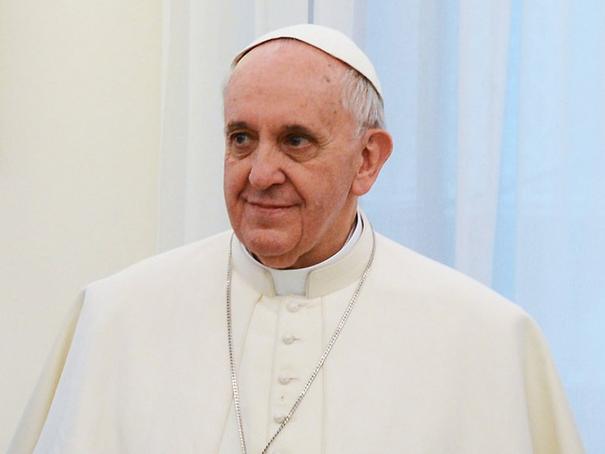 Pope Francis I. Credit: Casa Rosada via Wikimedia Commons.