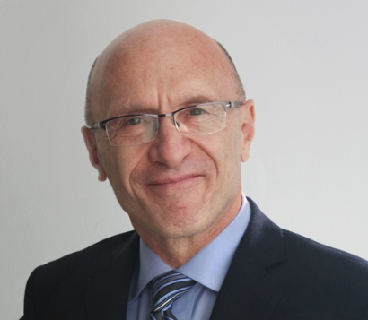 Alan H. Gill, CEO of the American Jewish Joint Distribution Committee (JDC)