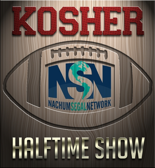 The Nachum Segal Network will air its Kosher Halftime Show during Super Bowl XLVIII February 2. Credit: The Nachum Segal Network.
