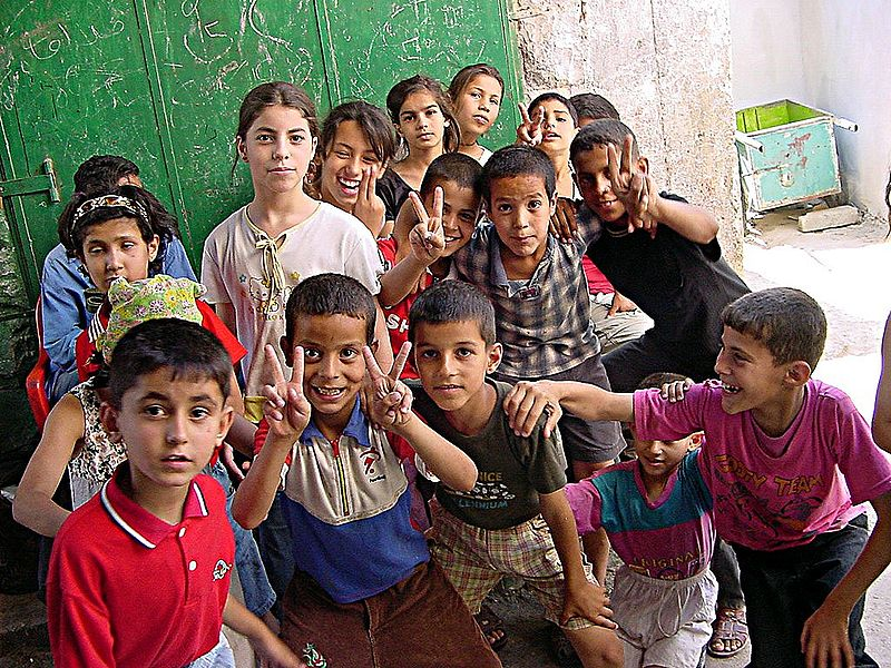 """A generation of Palestinian children is being taught that murder is moral, racism is righteous and terror is tolerable,"" said  Israeli Ambassador to the U.N. Ron Prosor. Credit: Wikimedia Commons."