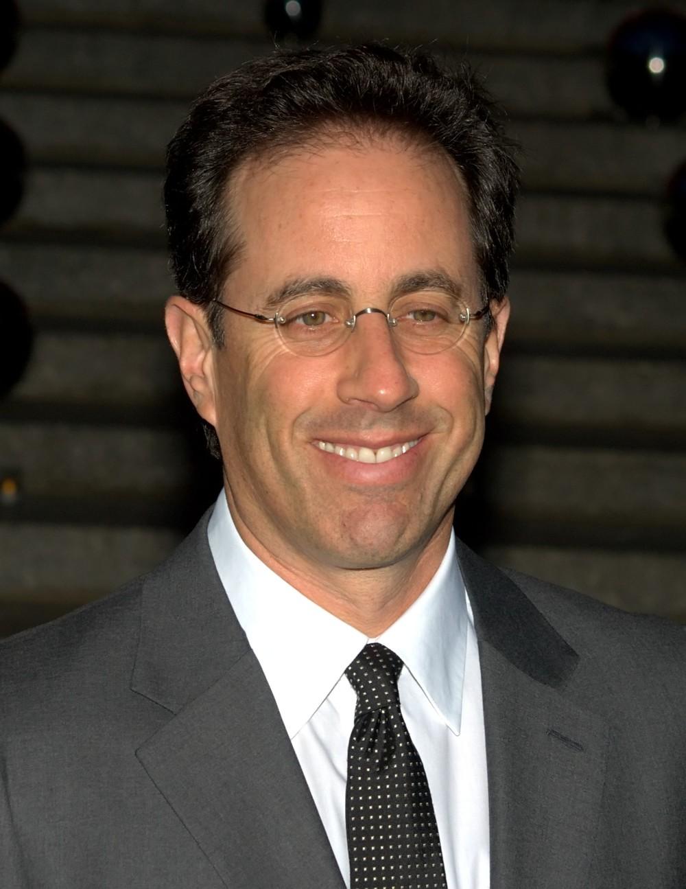 Jerry Seinfeld. Credit: David Shankbone.