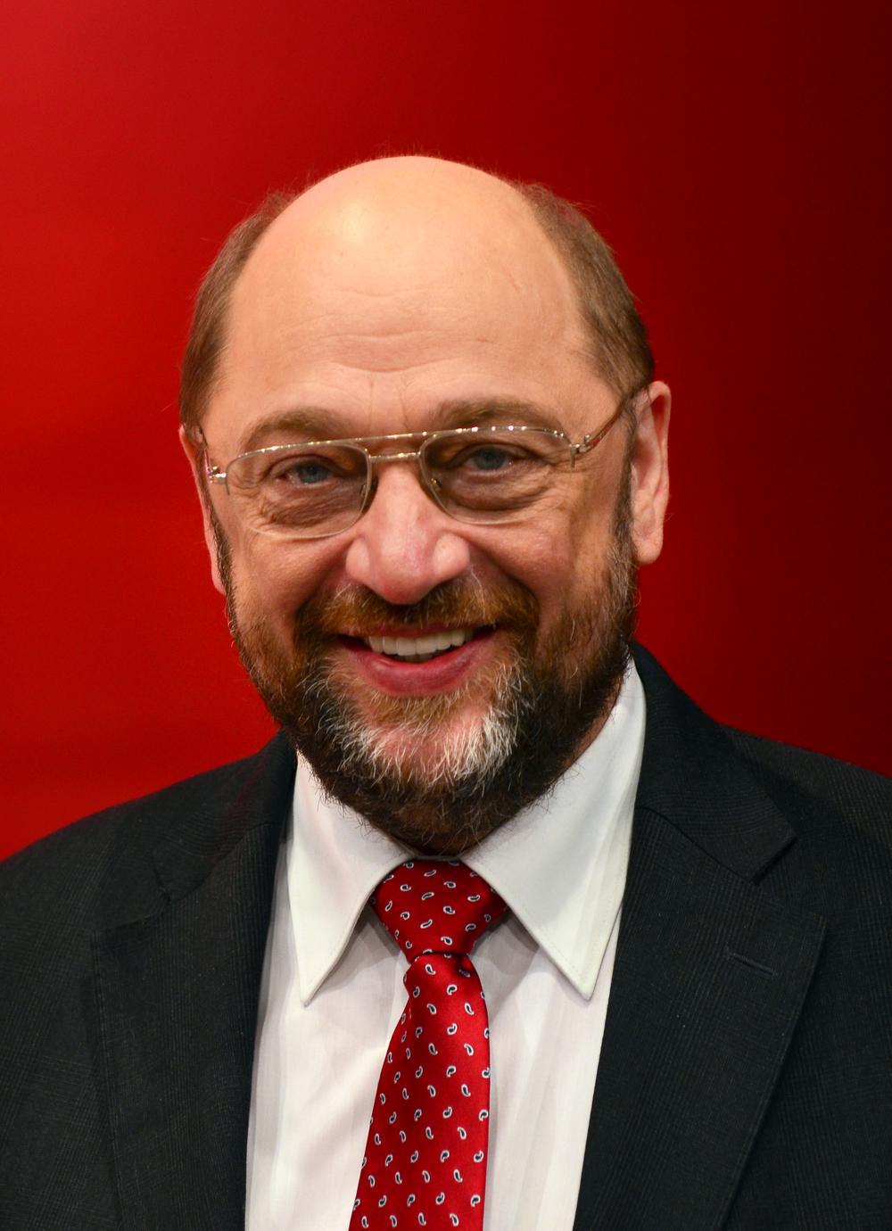 Martin Schulz. Credit:Moritz Kosinsky via Wikimedia Commons.