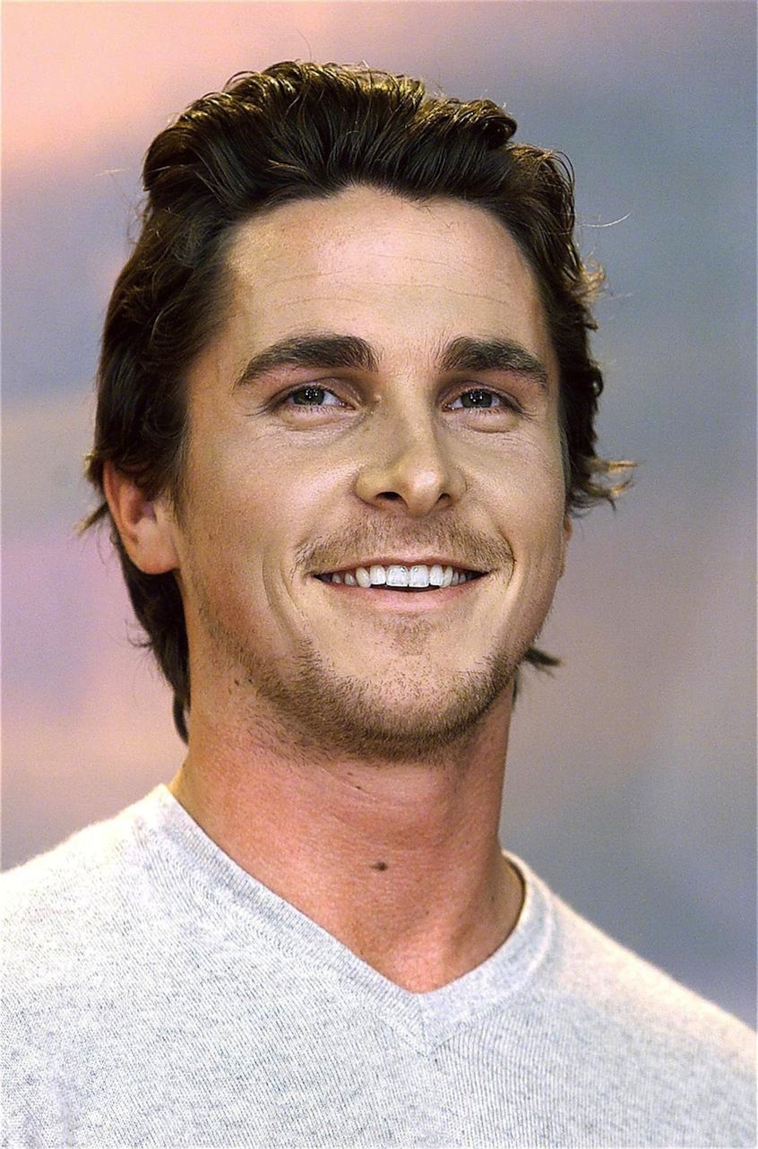 "Click photo to download. Caption: Christian Bale, pictured, will star as Moses in December 2014's biblical epic film ""Exodus,"" directed by Ridley Scott. Credit: Fanpop via Wikimedia Commons."