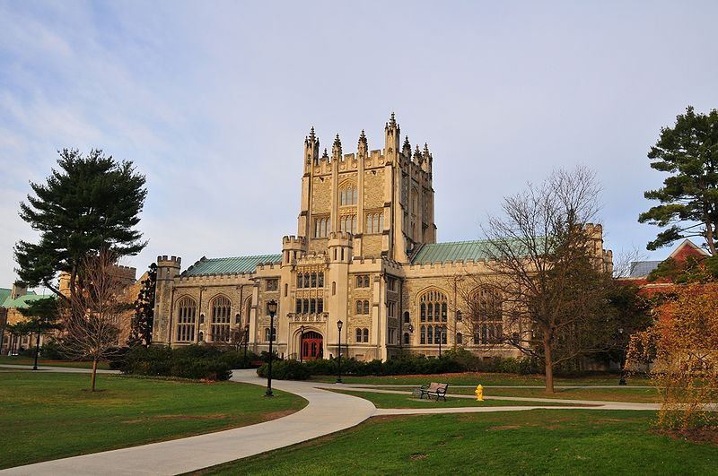 "Vassar College, whose Jewish Union has officially called itself an ""open Hillel"" Tuesday. Credit: Wikimedia Commons."