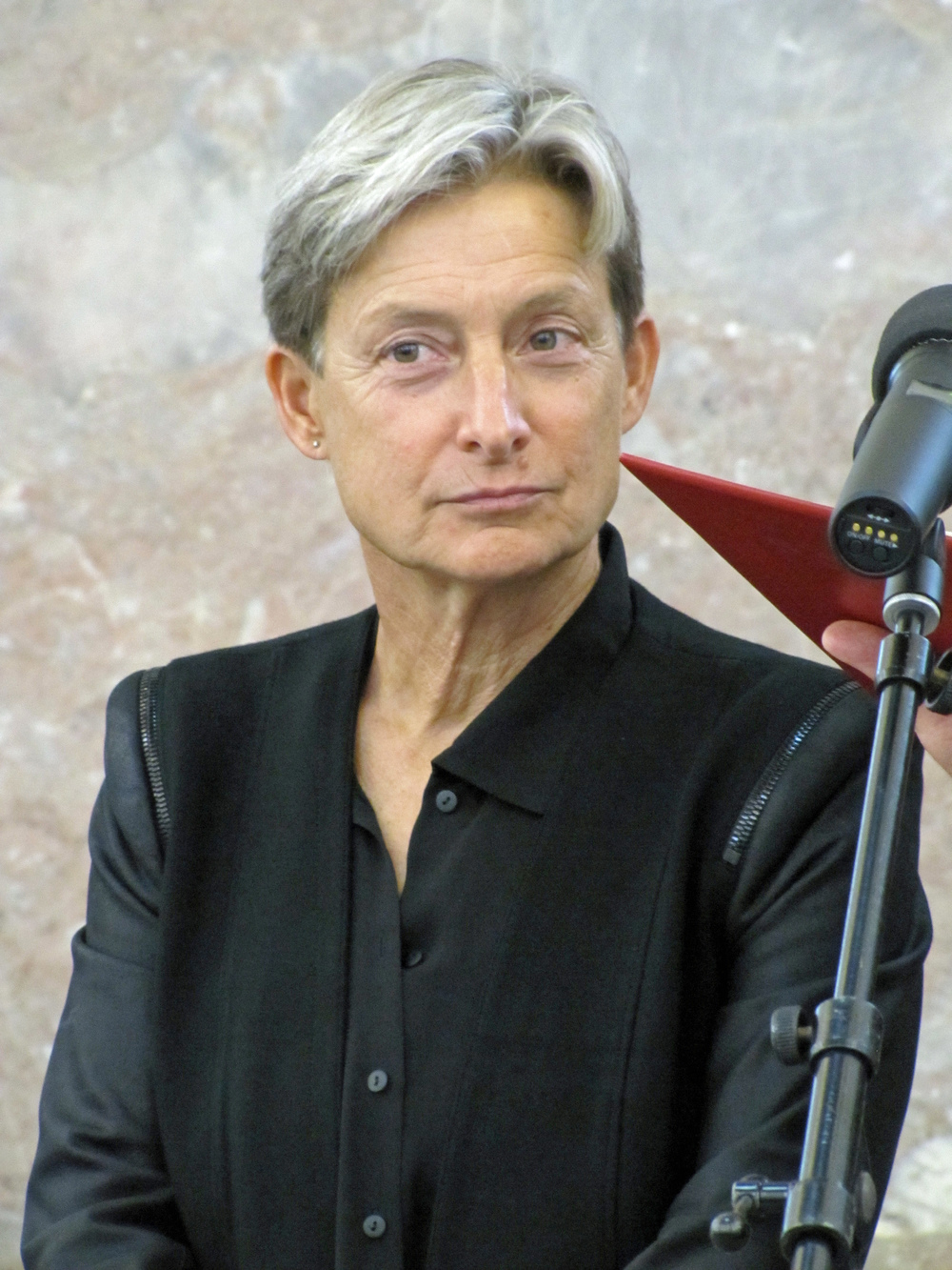 Judith Butler. Credit: Wikimedia Commons.