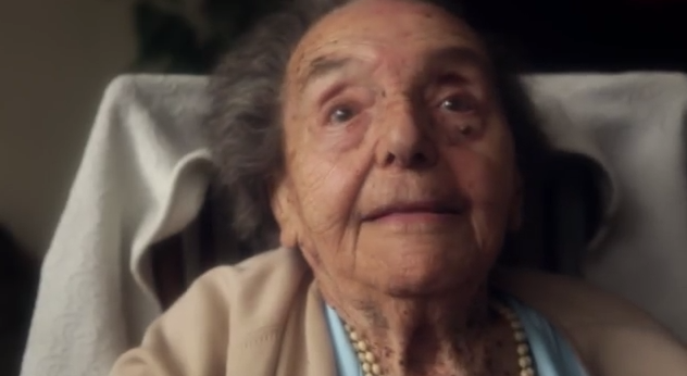 Alice Herz-Sommer (pictured), the world's oldest-known Holocaust survivor, died at 110. Credit: YouTube.