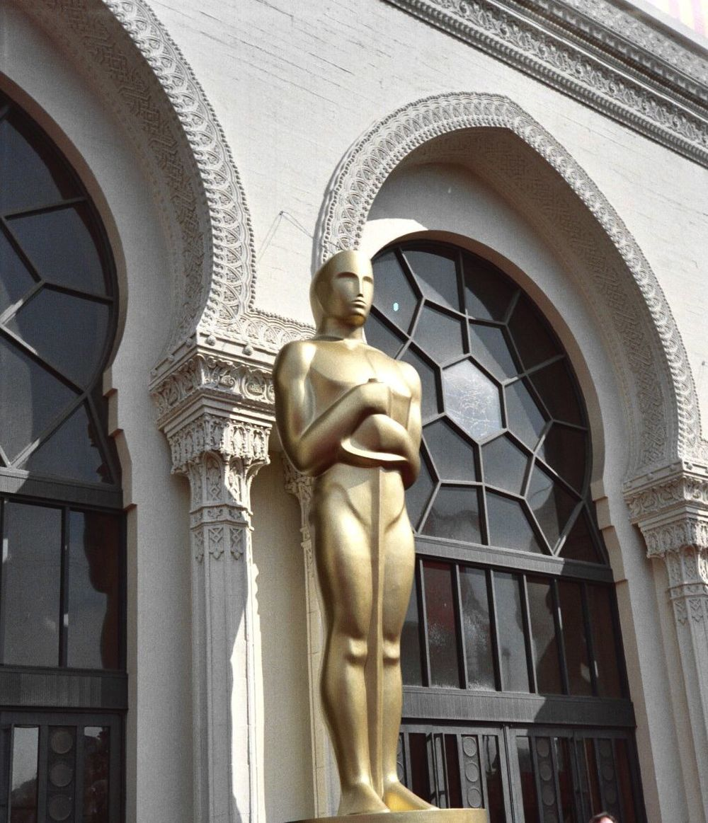 The Oscars 2014 ceremony honored several Jewish and Israeli filmmakers, actors, and singers. Credit: Wikimedia Commons.