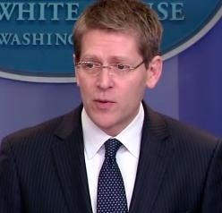White House Spokesperson Jay Carney told reporters Wednesday that the U.S. plans to continue pursuing a resolution with Iran on its controversial nuclear program in the wake of revelations that Israel detained a ship heading from Iran to Gaza with missiles on board. Credit: Wikimedia Commons.