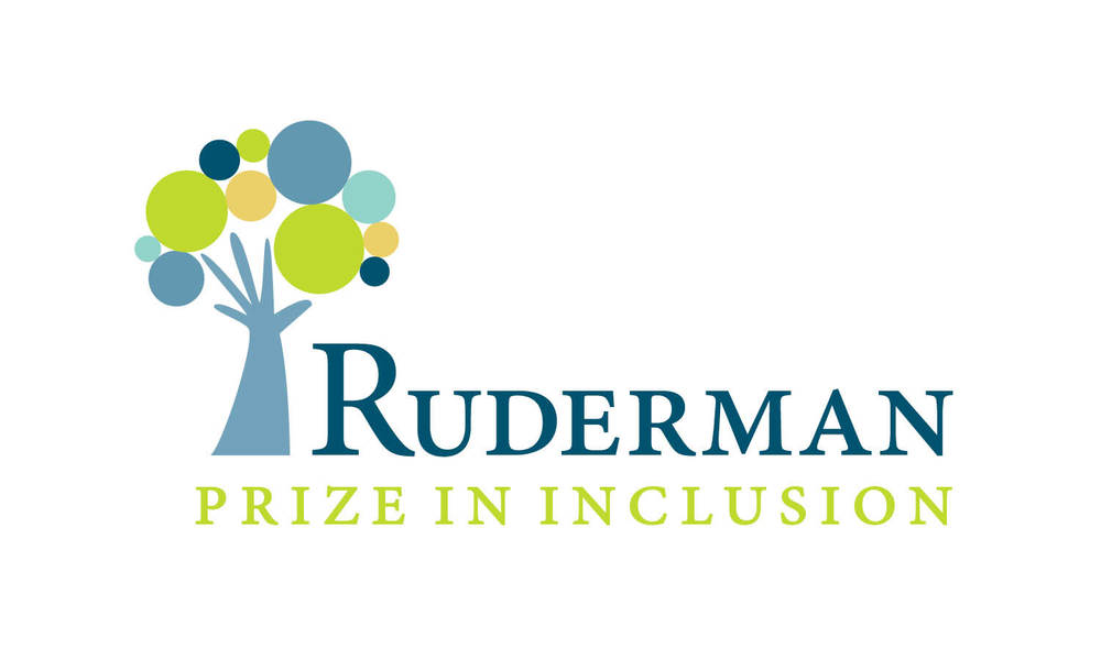 The logo for the third annual Ruderman Prize in Inclusion. Credit: Ruderman Family Foundation.