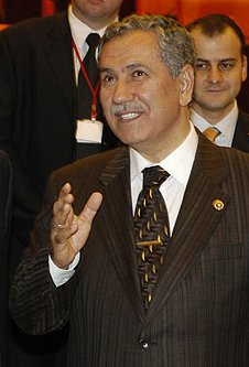 Turkish Deputy Prime Minister Bulent Arinc. Credit: Wikimedia Commons.