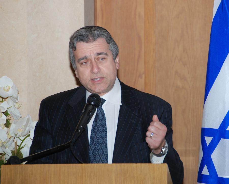 Rabbi Elie Abadie. Credit: Maxine Dovere.