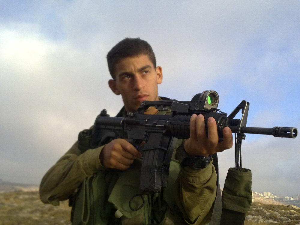 Click photo to download. Caption: Pictured is Israel Defense Forces Sgt. Nadav Rotenberg, 20, who was killed January 7, 2011 by a stray IDF mortar shell in an incident near the Gaza border. Credit: Provided photo.
