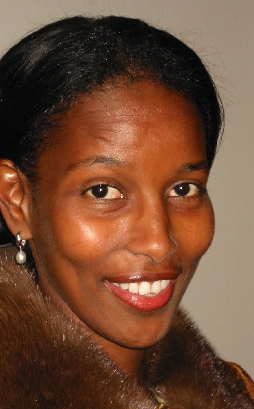 Ayaan Hirsi Ali. Credit: Wikimedia Commons.