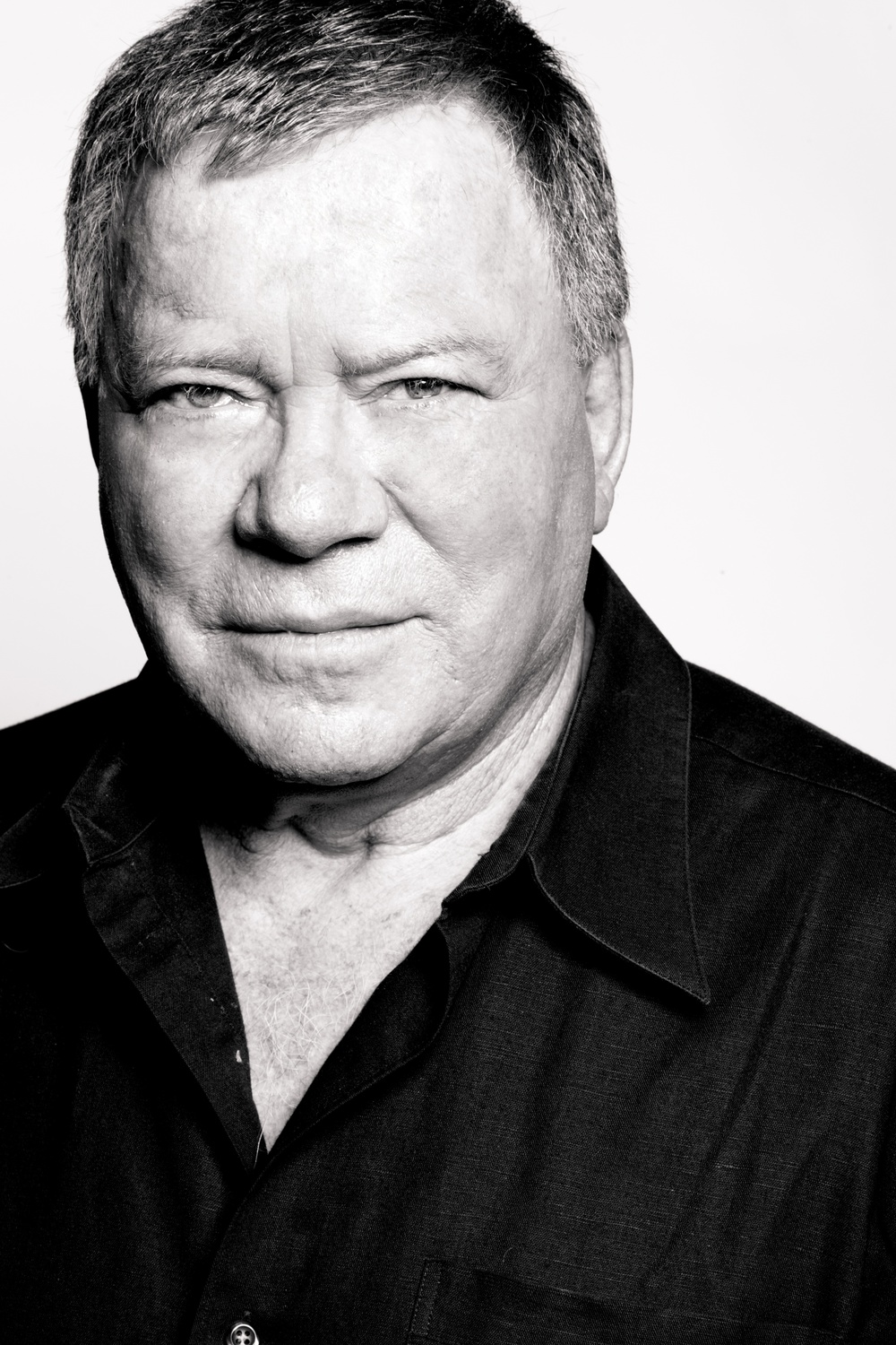 Click photo to download. Caption: William Shatner. Credit: Manfred Baumann.