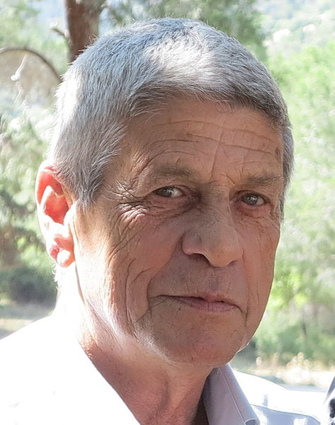 The head of the Lower Galilee Regional Council, Moti Dotan. Credit: Wikimedia Commons.