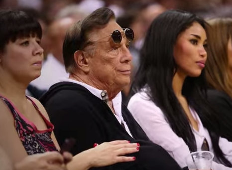 Donald Sterling. Credit: YouTube screenshot.