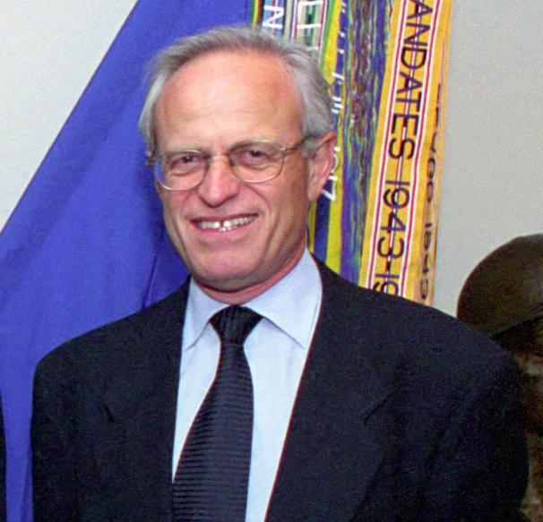 Martin Indyk. Credit: Robert D. Ward via Wikimedia Commons.