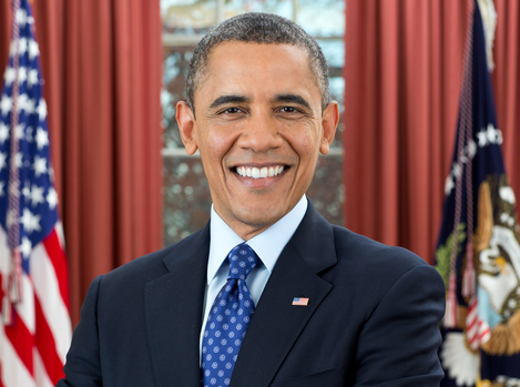 President Barack Obama. Credit: White House.