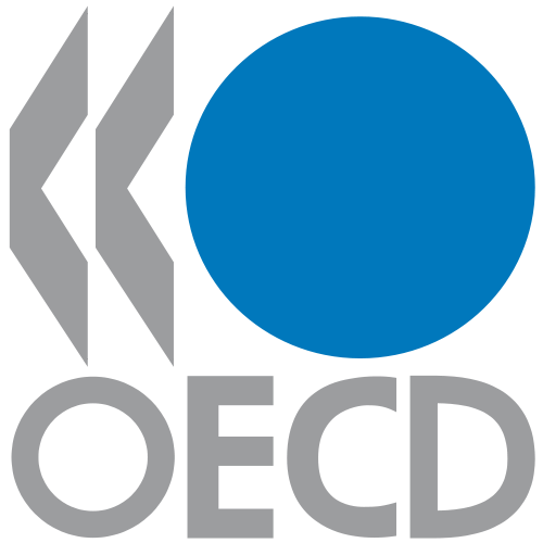 The OECD logo. Credit: OECD.