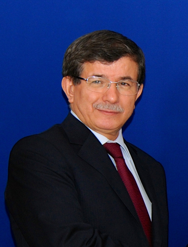 Turkish Foreign Minister Ahmet Davutoglu. Credit: State Department.