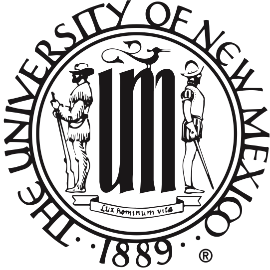The University of New Mexico seal. Credit: Wikimedia Commons.