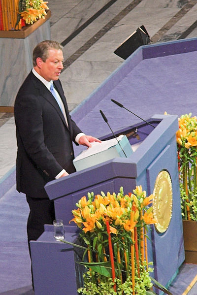 Former Vice President Al Gore. Credit: Wikimedia Commons.