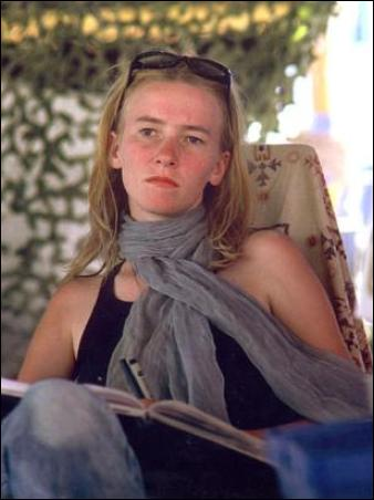 Rachel Corrie. Credit: Wikimedia Commons.