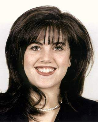 Click photo to download. Caption: Monica Lewinsky. Credit: Helene C. Stikkel.