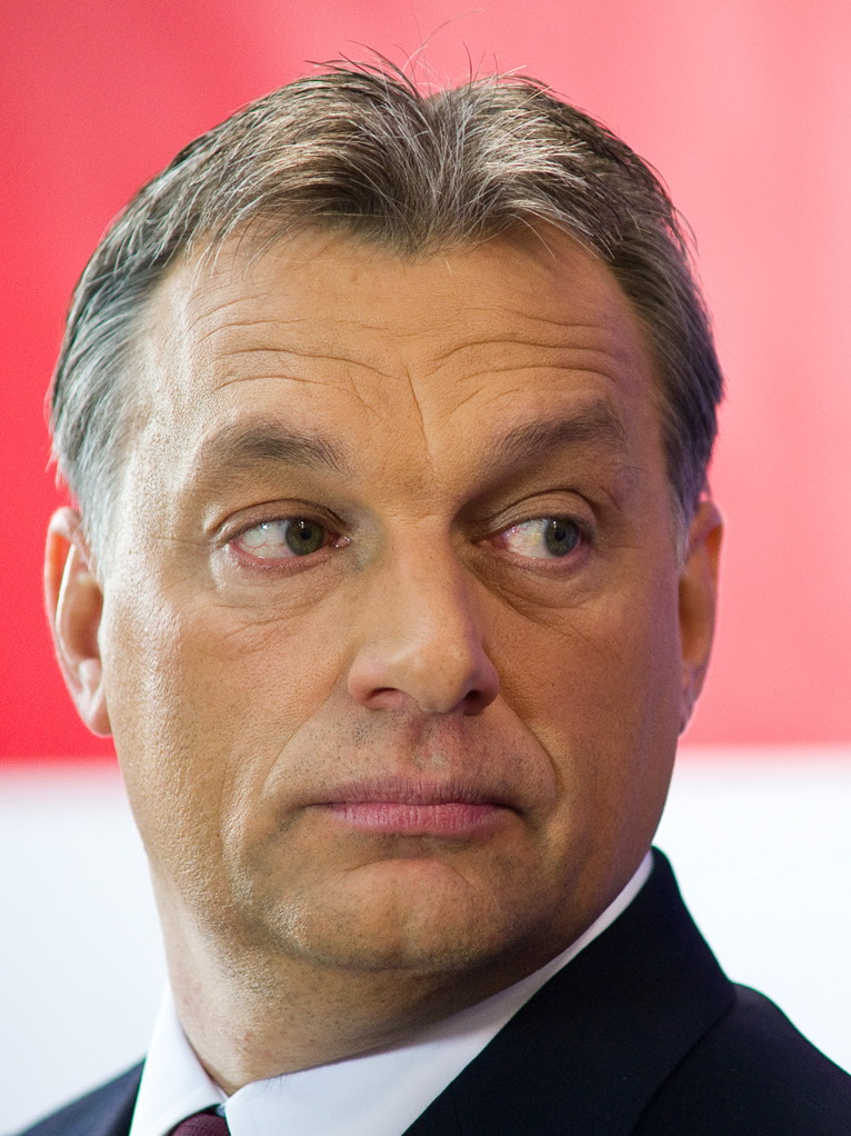 Hungarian Prime Minister Viktor Orban. Credit: Wikimedia Commons.