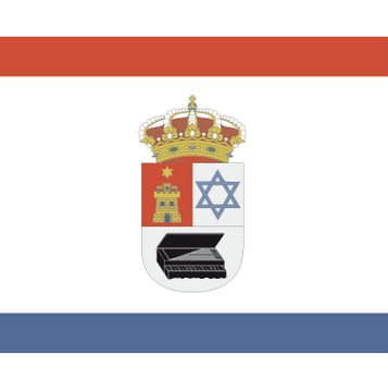 "The current second name of the Spanish town Castrillo Matajudios means ""Kill Jews"" and reflects the dark past of the Spanish Inquisition. The town, where residents are known for Jewish ancestry, has an official shield (pictured) with the Star of David. Credit: Wikimedia Commons."