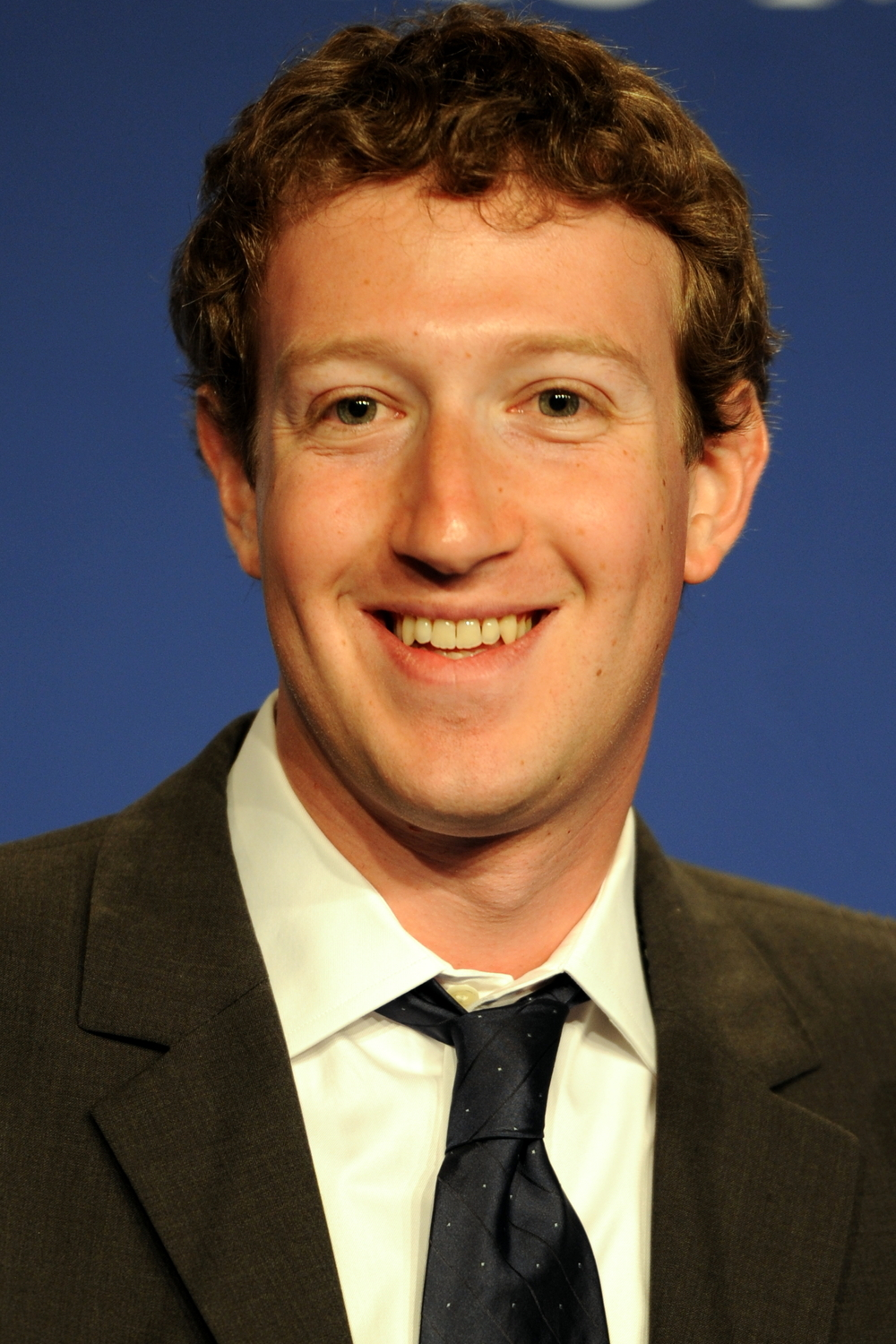 Facebook CEO Mark Zuckerberg. Credit: Guillaume Paumier via Wikimedia Commons.