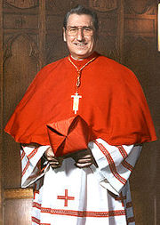 Cardinal John Joseph O'Connor was the son of a Jewish woman and a grandson of a Rabbi. Credit: Wikimedia Commons.