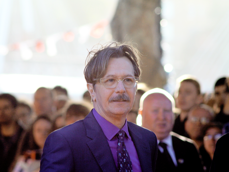 Actor Gary Oldman apologized for defending Mel Gibson's 2006 anti-Semitic remarks. Credit: Wikimedia Commons.