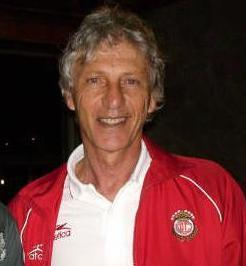 Jose Pekerman (pictured), coach of the Colombian national team in the World Cup, is Jewish. Credit: Wikimedia Commons.