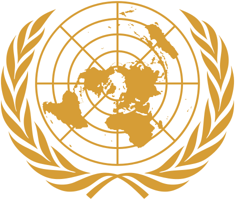 Emblem of the United Nations. Credit: Wikimedia Commons.