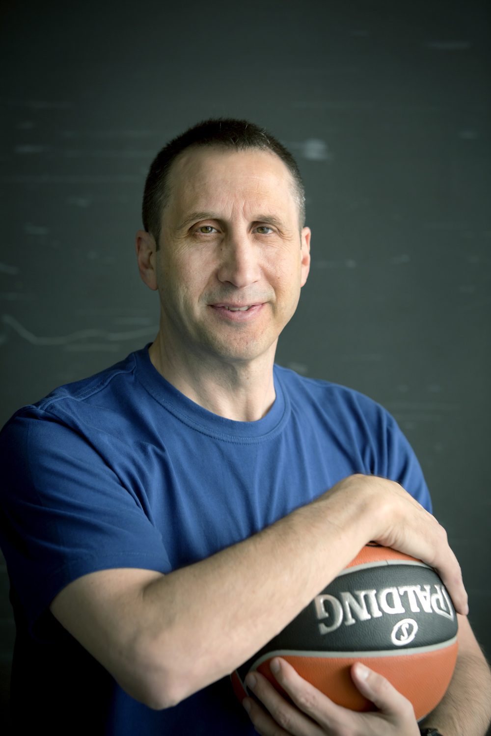 Click photo to download. Caption: Coach David Blatt. Credit: Moshe Shai/Flash90.