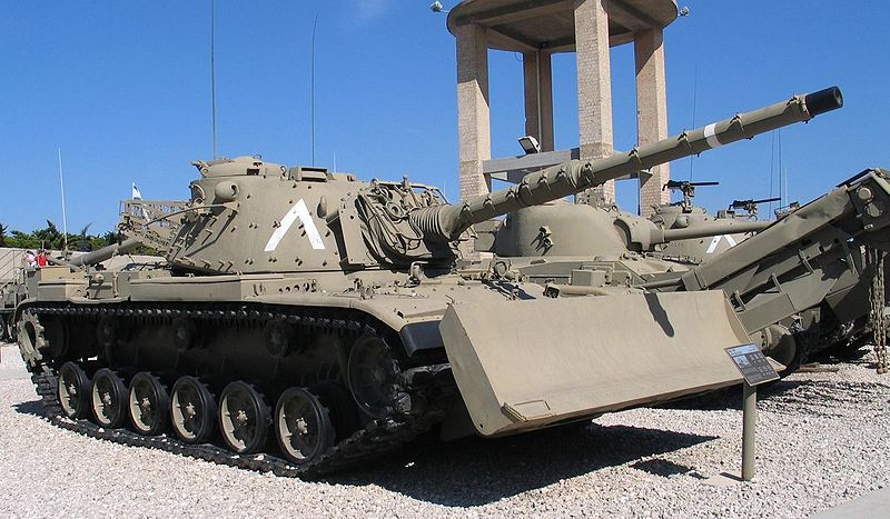 The IDF began a ground invasion into Gaza on Thursday (illustrative photo). Credit: Wikimedia Commons.