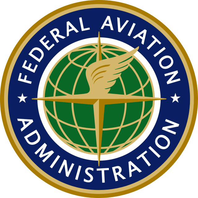 The FAA logo. Credit: FAA.