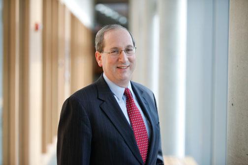Brandeis University President Frederick Lawrence. Credit: Brandeis.