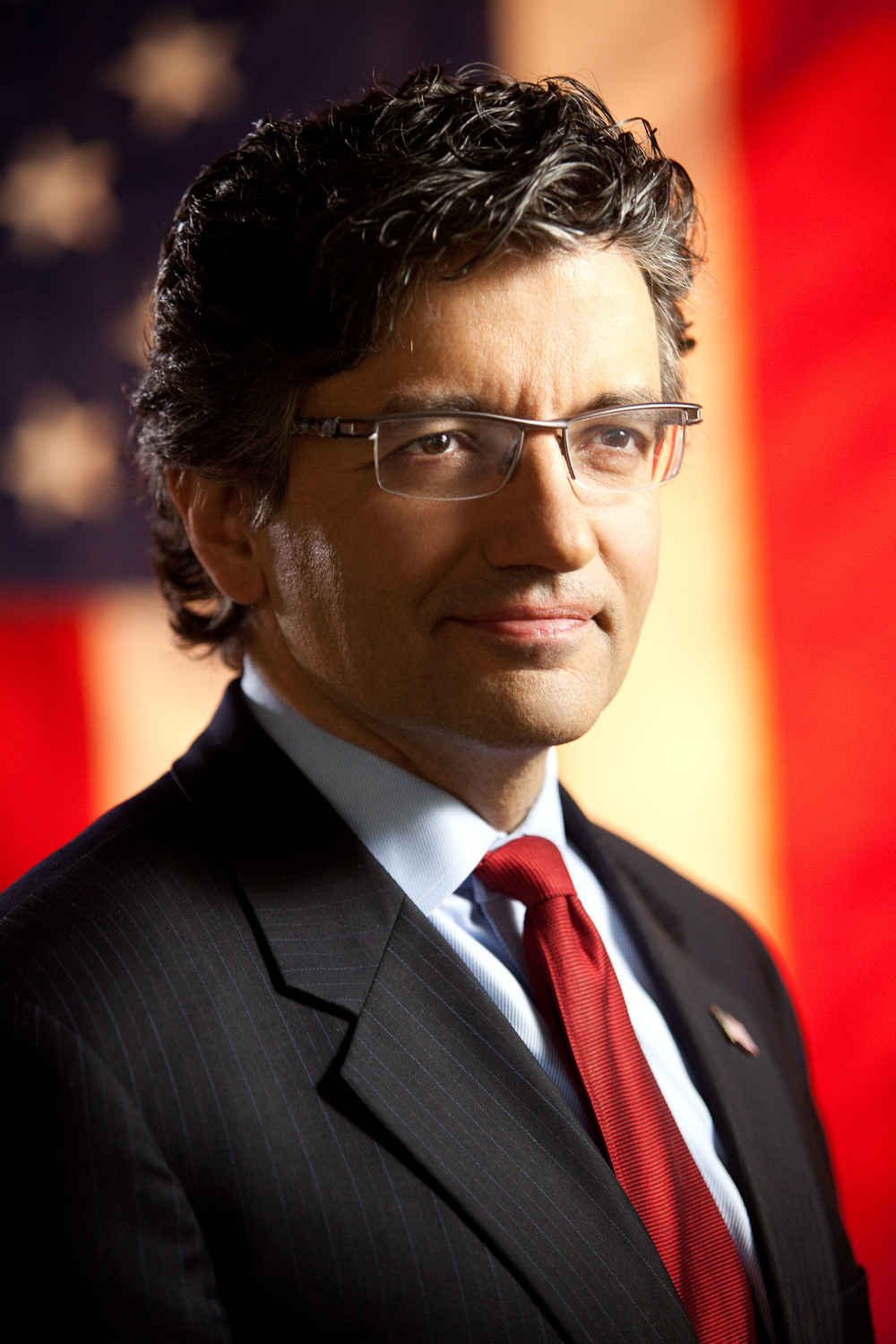 Click photo to download. Caption: Zuhdi Jasser, founder and president of the American Islamic Forum for Democracy. Credit: American Islamic Forum for Democracy.